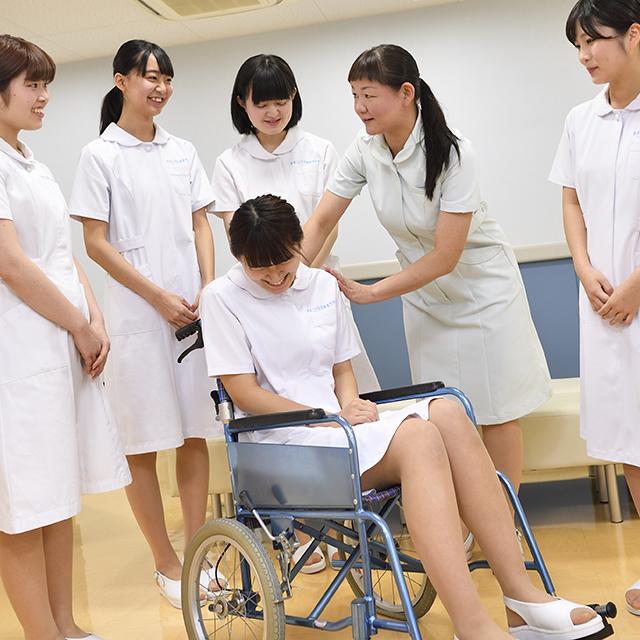 新潟こども医療専門学校 医療事務・医療秘書を目指す人のためのオープンキャンパス1