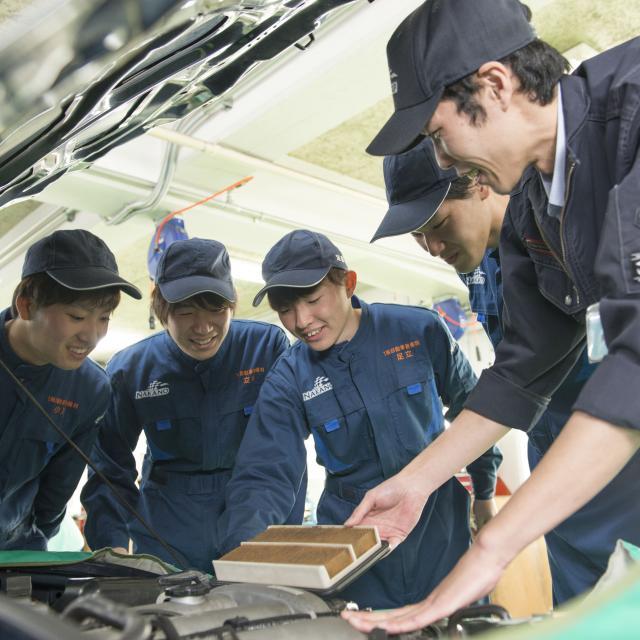 専門学校 東京工科自動車大学校 放課後のオープンキャンパス3