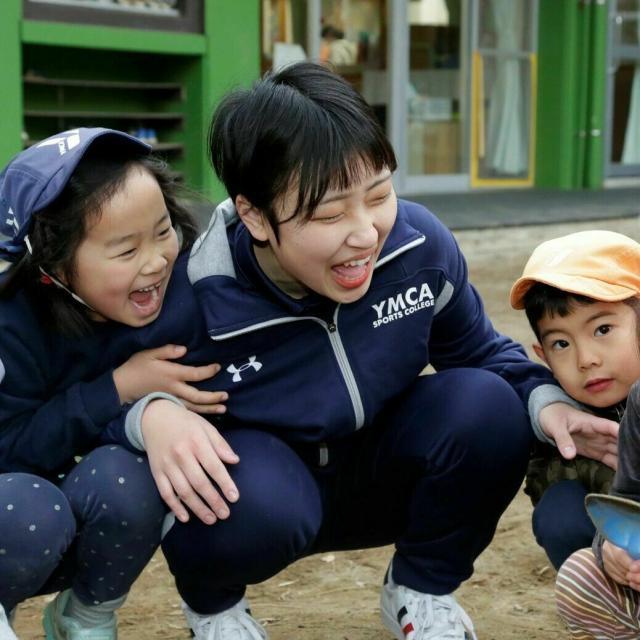 横浜YMCAスポーツ専門学校 保育の仕事や授業がわかる!YMCA保育実技体験1