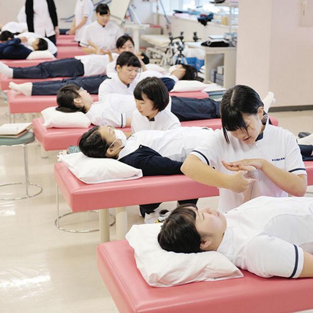 東北保健医療の特長を知り、学校理解を深める絶好の機会!