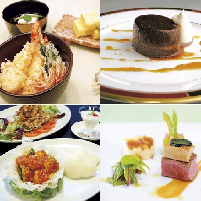 ♪ 日本・中国・西洋料理 選んで体験フェア♪