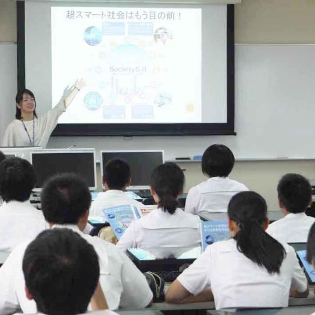 KCS大分情報専門学校 学校説明会3