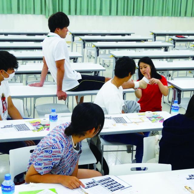 東京YMCA社会体育・保育専門学校 現場主義! ★体育科体験入学1