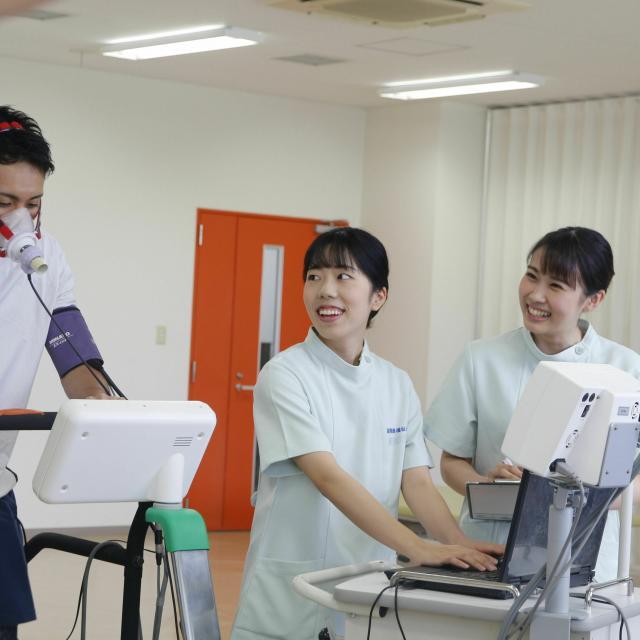 国際医療福祉大学 【大川キャンパス】福岡保健医療学部 オープンキャンパス1