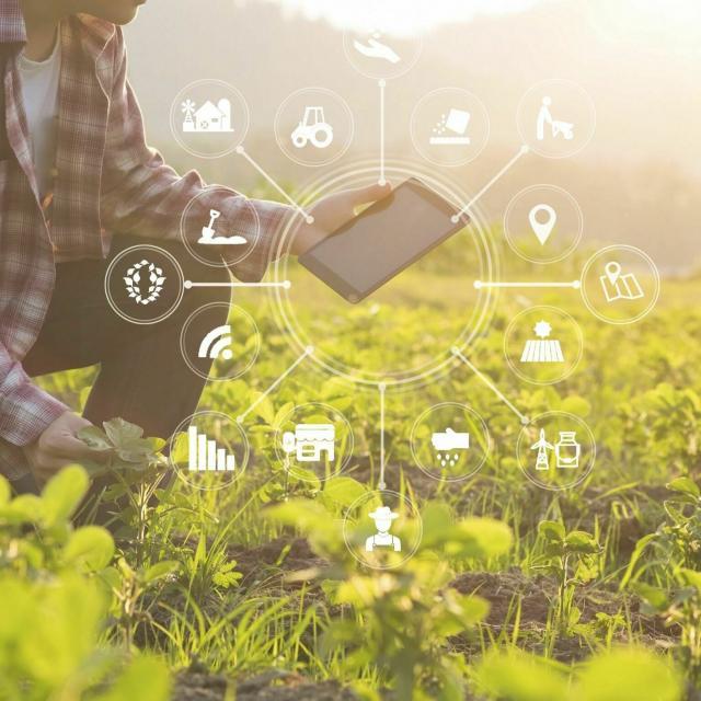 北海道ハイテクノロジー専門学校 2021年スタート!農業とAIの「スマート農業」を学ぶ!2