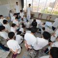 前橋東洋医学専門学校 【冬のオーキャン】3年生入学準備・2年生分野調べ