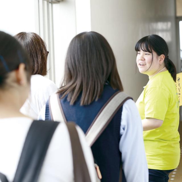和洋女子大学 【7/29】オープンキャンパス2