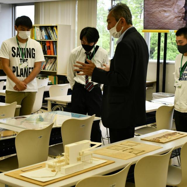 中央工学校OSAKA 【建築学科】オープンキャンパス3