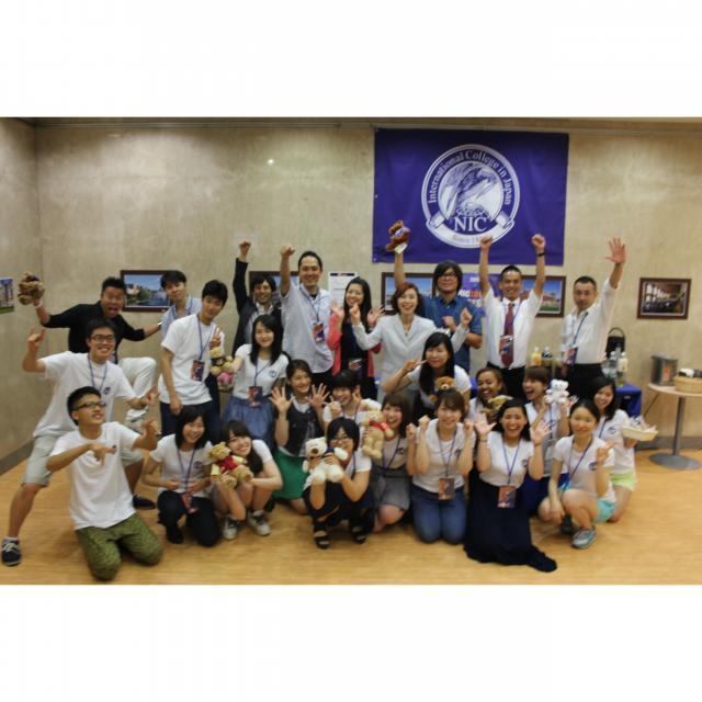 NIC International College in Japan 東京校・オンキャンパス海外進学ガイダンス(入学相談会)1