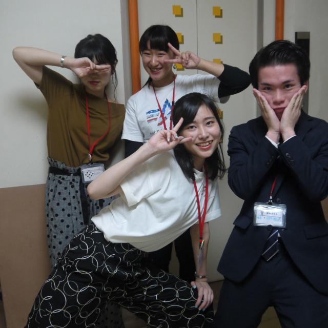国際マルチビジネス専門学校 8月☆オープンキャンパス4