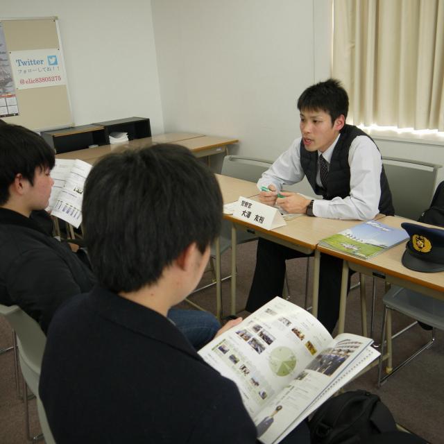 ELICビジネス&公務員専門学校 体験入学&プロから学ぶお仕事体験会3