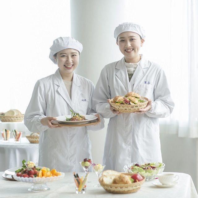 広島文化学園短期大学 食物栄養学科★2年間で栄養士になろう!4