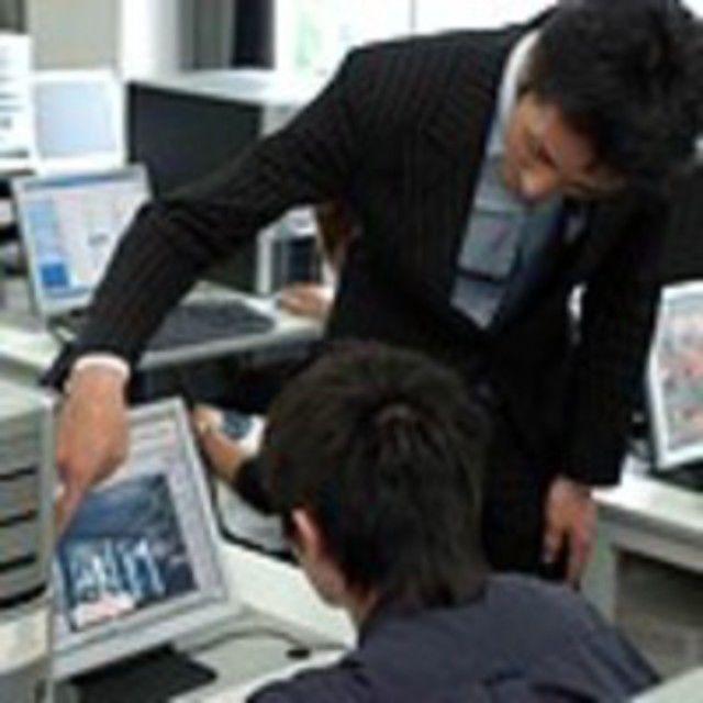 大阪建設専門学校 【建築・インテリア】3次元CADで建築CG制作2