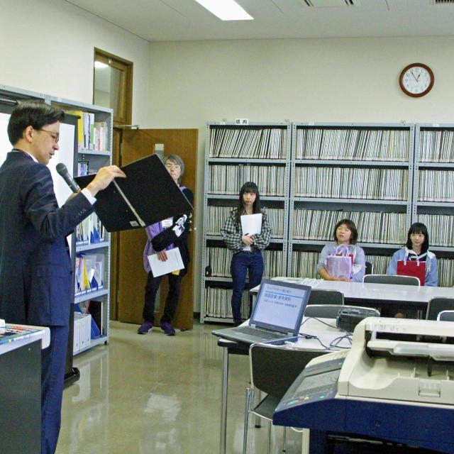 敬和学園大学 普段の大学を見に行こう! ウィークデー・オープンキャンパス4