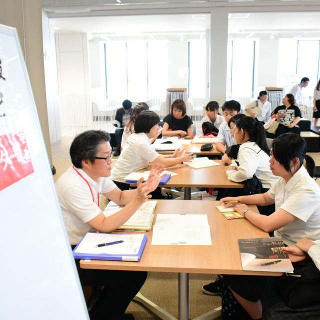 広島経済大学 2019年度 広経大のオープンキャンパス3