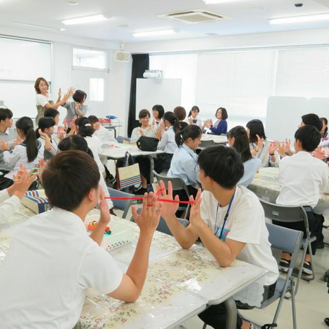 広島文化学園大学 子ども学科★説明会(高校3年生対象)2