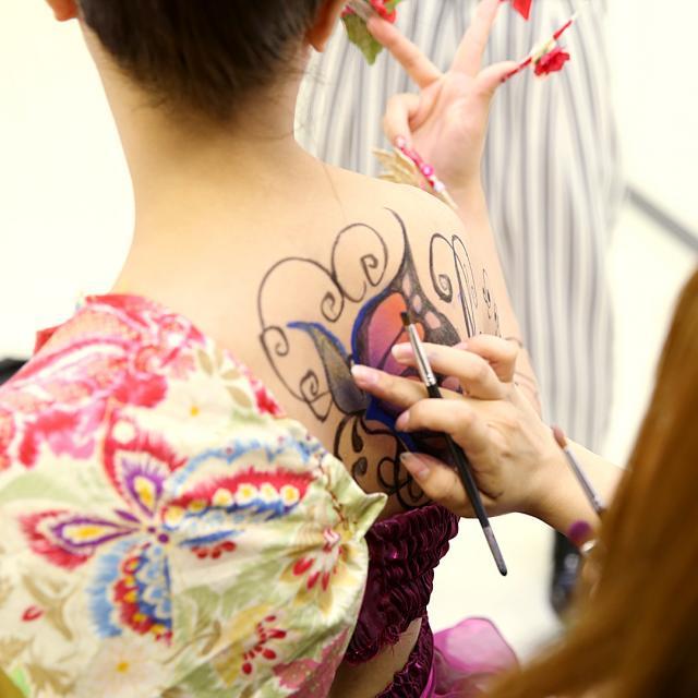 神戸ベルェベル美容専門学校 気になるプロの技をベルェベルで体験してみよう!!3