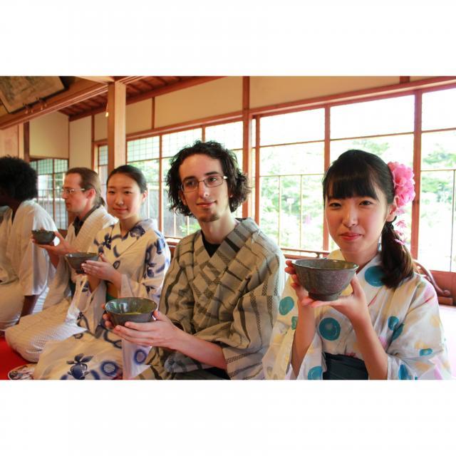 【オープンキャンパス】外国語で日本文化を紹介してみよう!