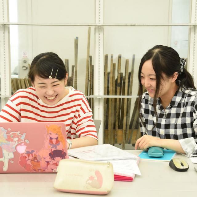 御茶の水美術専門学校 【体験授業】ビジュアル・コミュニケーション2