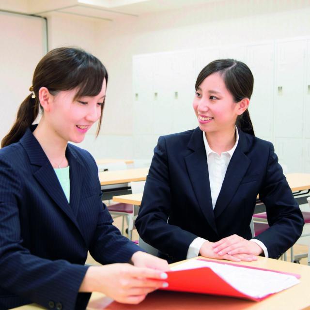 東京医療秘書福祉専門学校 平日学校見学1