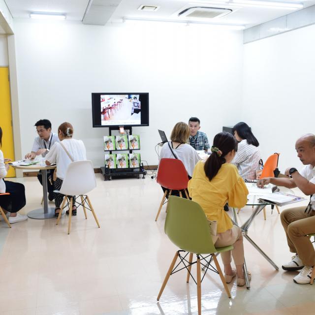 インターナショナルデザインアカデミー 初心者でも大丈夫☆デザインの学校のオープンキャンパス☆2