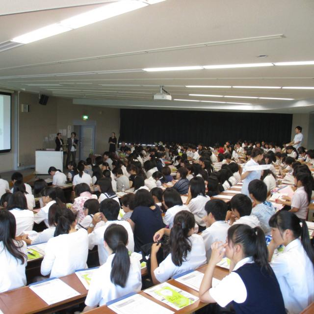 高崎健康福祉大学 【看護学科】夏のオープンキャンパス ※特別講座参加あり3