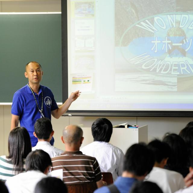 東京農業大学 キャンパスツアー2020(北海道オホーツクキャンパス)4