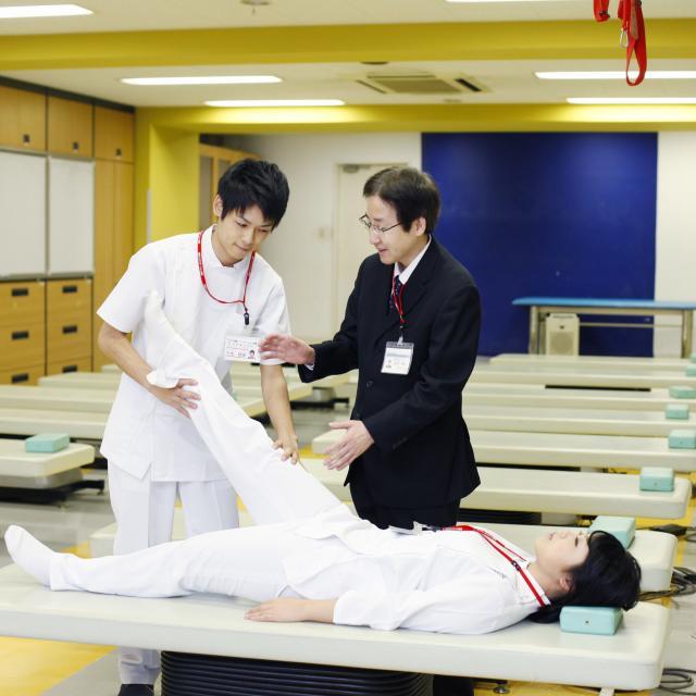 多摩リハビリテーション学院専門学校 スポーツ現場での理学療法士の関わり3
