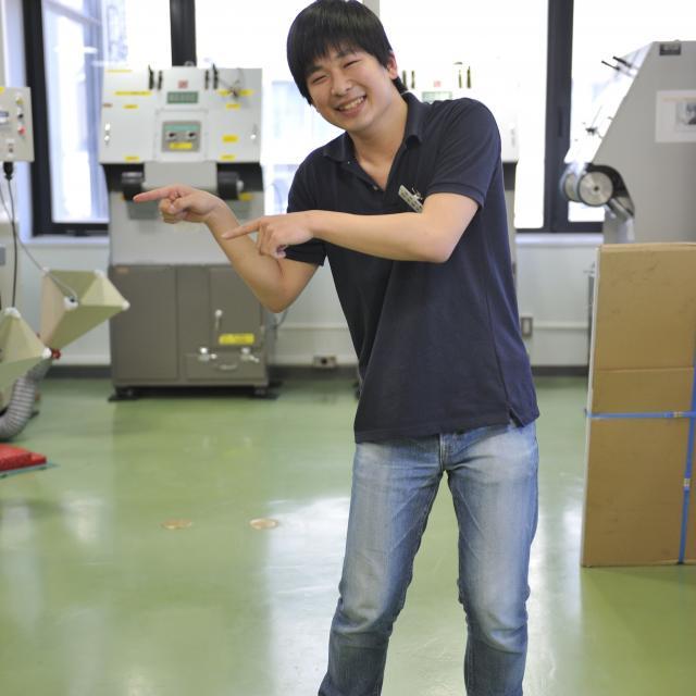 西武学園医学技術専門学校 東京新宿校 オープンキャンパス(義肢装具学科)プラスチック成型って?1