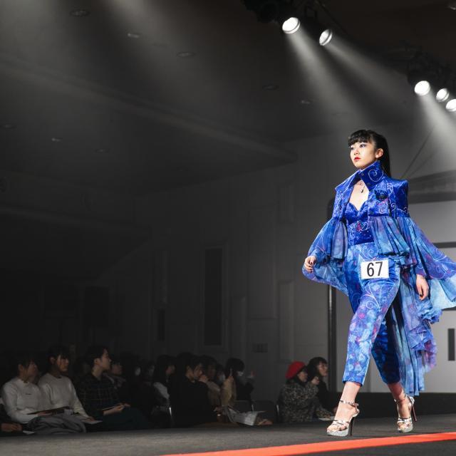 香蘭ファッションデザイン専門学校 【全学科】「KORAN COLLECTION」&学校説明会2