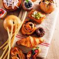 京都製菓製パン技術専門学校 実際に販売しているメニューを体験★SHOP&CAFE実践SP