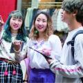 大阪ビジネスカレッジ専門学校 ファッションブランド研究