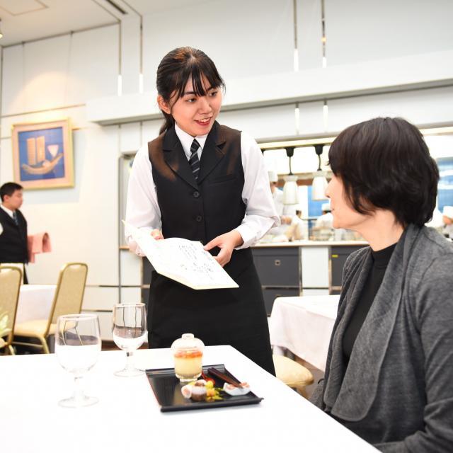 東京調理製菓専門学校 学生レストランを体験しよう【30名限定】4