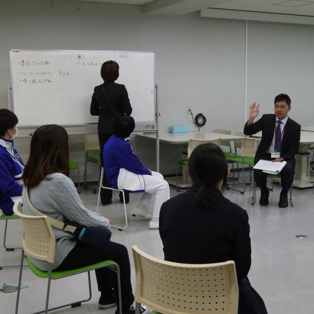 大阪リハビリテーション専門学校 オープンキャンパス【作業療法学科】3