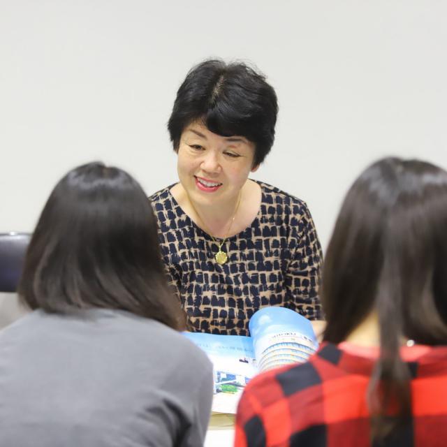 聖徳大学 児童学部受験生限定ミニオープンキャンパス1