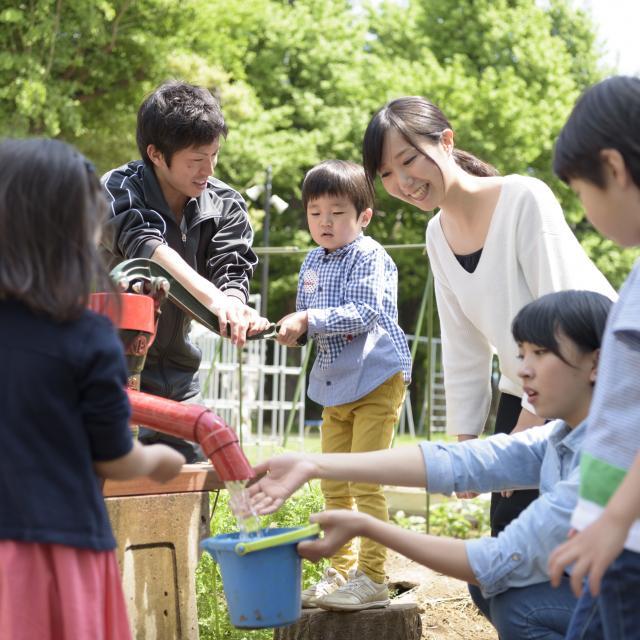 草苑保育専門学校 オープンキャンパス~幼稚園の現場を見てみよう~1