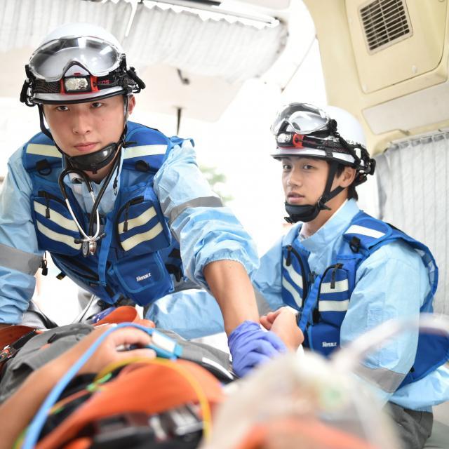 さくら総合専門学校 【2018】救急救命科オープンキャンパス4