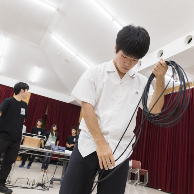 広島コンピュータ専門学校 【サウンド特別版】オープンキャンパス20182
