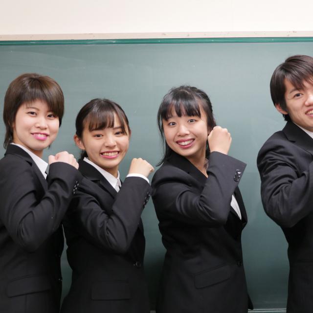 山口短期大学 小学校の先生になる!その夢応援します!2