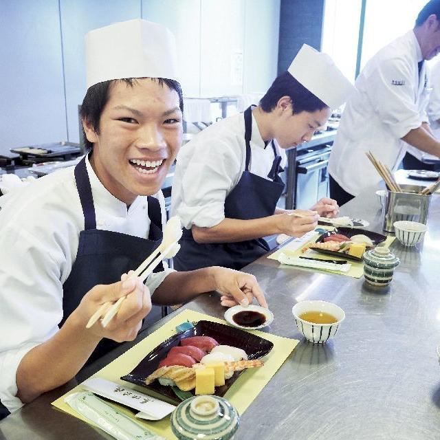 辻調理師専門学校 ♪ 選べるフェア♪ ~ 日本料理 or 西洋料理 ~2