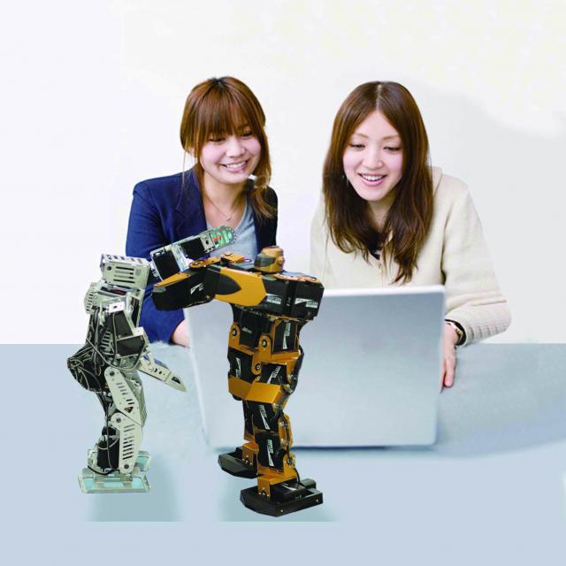 大阪コンピュータ専門学校 業界の仕事を体験♪1