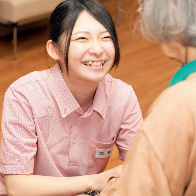 札幌医療秘書福祉専門学校 介護福祉科のオープンキャンパス1