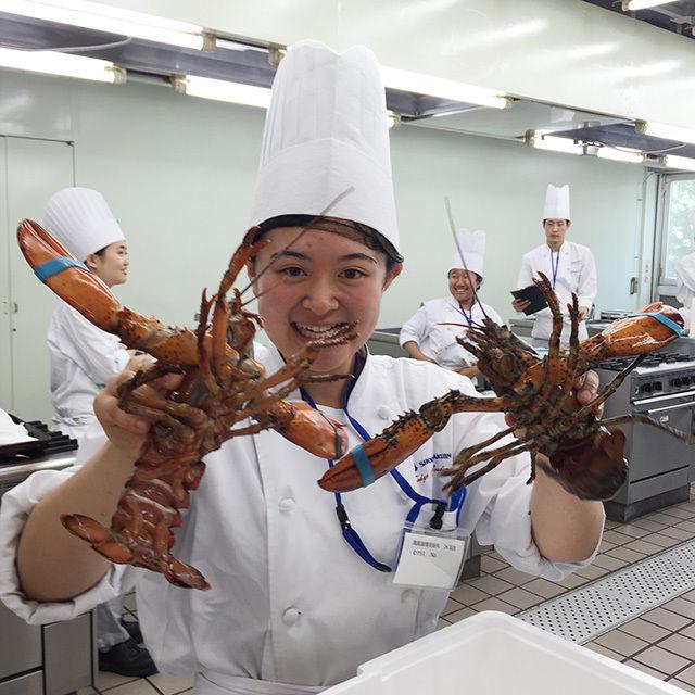 東京調理製菓専門学校 柘植末利校長スペシャルイベント4