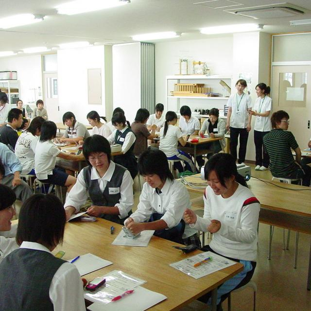 富士リハビリテーション専門学校 オープンキャンパス1