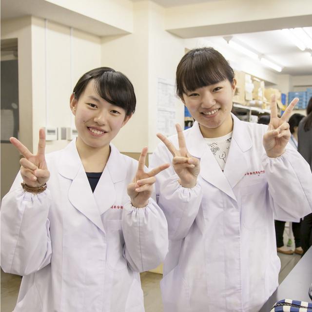 日本分析化学専門学校 高校2年生以下の方対象!気軽に進路相談会(5月)1