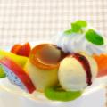 東京栄養食糧専門学校 【定員に達したため募集停止します】プリンアラモードを作ろう!