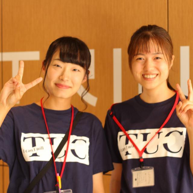 高崎商科大学短期大学部 【医療コース】オープンキャンパス20193