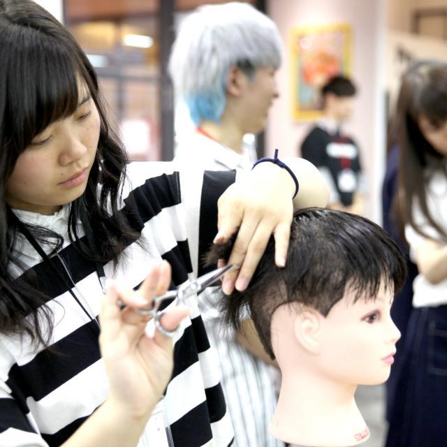 大阪ベルェベル美容専門学校 身につく!タメになる!ベルェベルのオープンキャンパス♪1