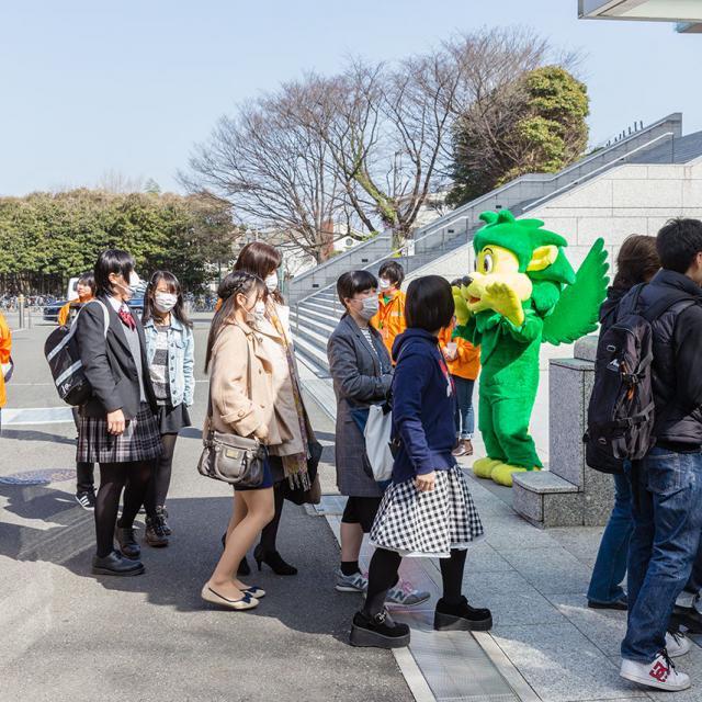 専修大学 オープンキャンパス(3月:生田キャンパス)1