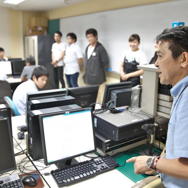 熊本電子ビジネス専門学校 オープンキャンパス3